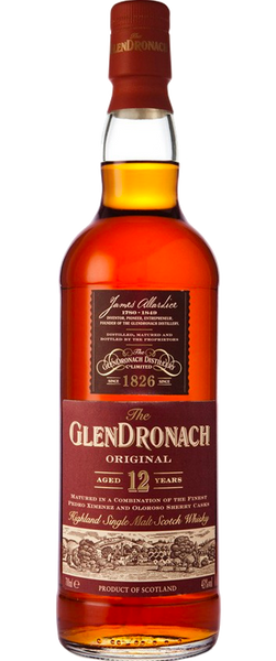Glendronach 12 Year Old 700ml