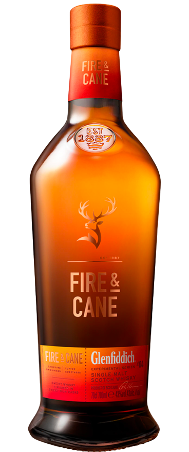 Glenfiddich Fire & Cane Experimental Single Malt Whisky 700ml