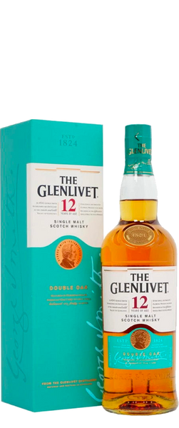 The Glenlivet 12 Year Old Single Malt Whisky 700ml