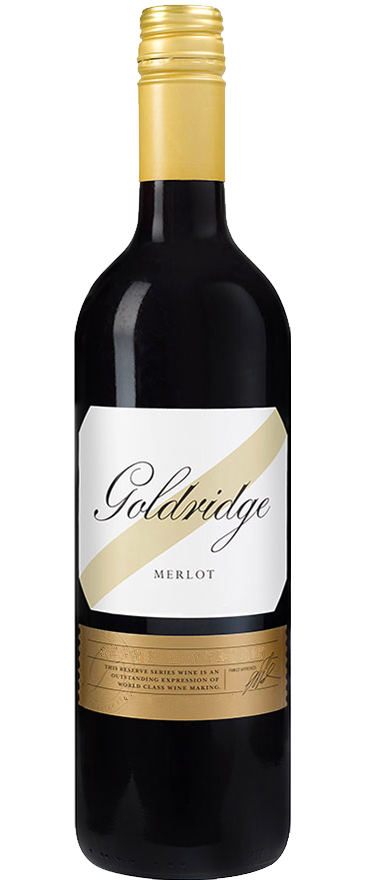 Goldridge Estate Series Merlot 2018 - Wine Central
