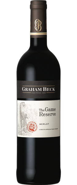 Graham Beck The Game Reserve Merlot 2014