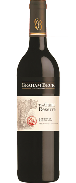 Graham Beck The Game Reserve Cabernet Sauvignon 2014