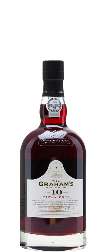 Graham's 10 Year Old Tawny Port (200ml)
