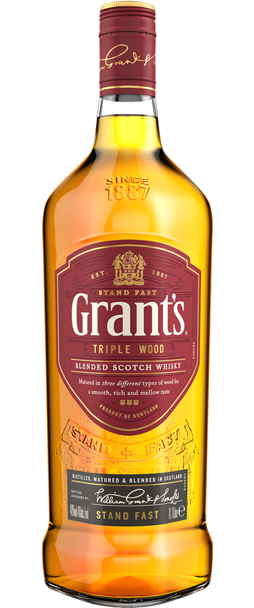 Williams Grants Family Reserve Blended Scotch Whisky 1L