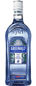 Greenall's London Blueberry Gin 1L - Wine Central