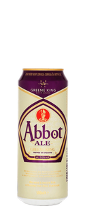 Greene King Abbot Ale 500ml Can - Wine Central