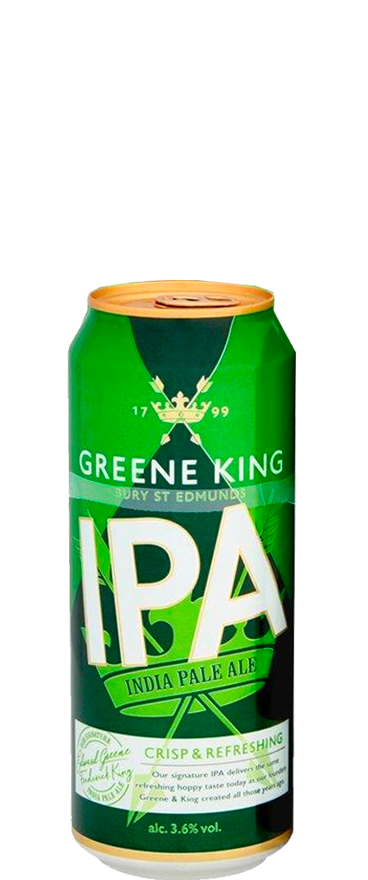 Greene King India Pale Ale 500ml Can