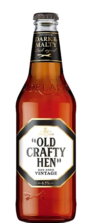 Greene King Old Crafty Hen 500ml Bottle