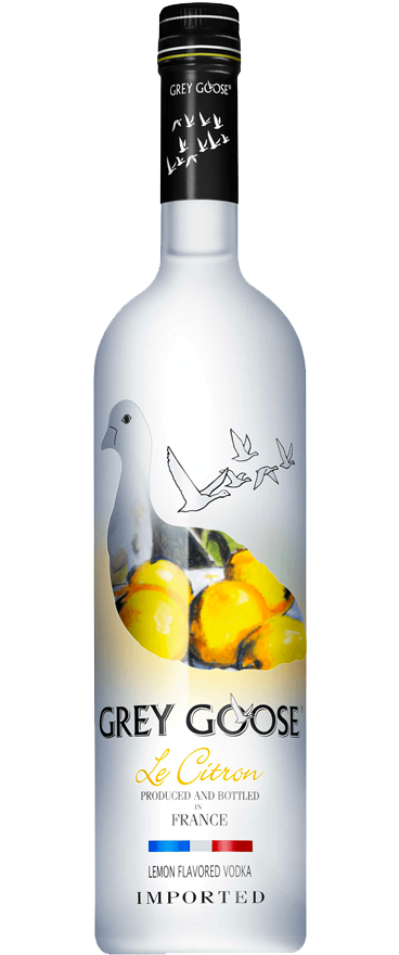 Grey Goose Le Citron Vodka 700ml