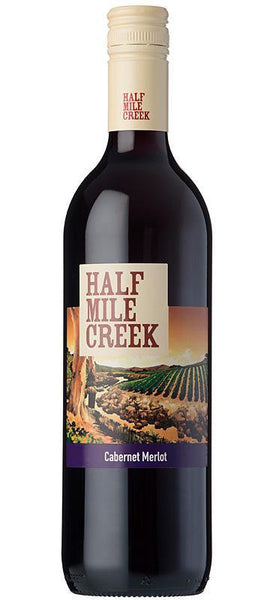 Half Mile Creek Cabernet Merlot 2016
