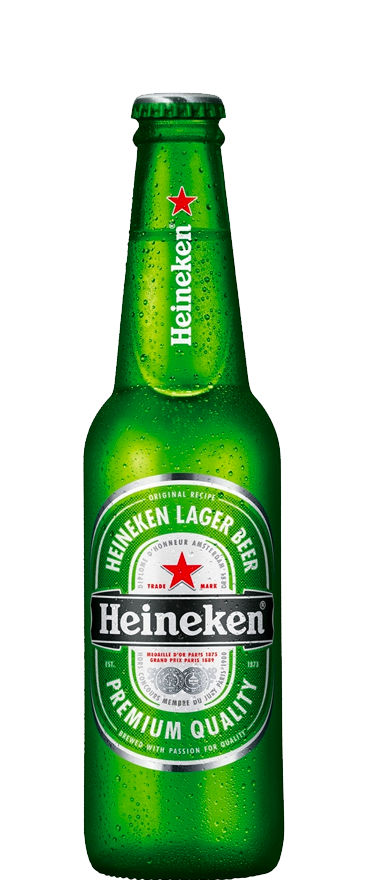 Heineken (24x 330ml Bottles)