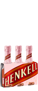 Henkell Trocken Dry Rosé Piccolo 3 Bottle Pack (3x 200ml Bottles) - Wine Central