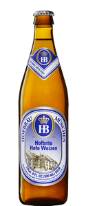 Hofbrau Muncher Weisse 500ml Bottle