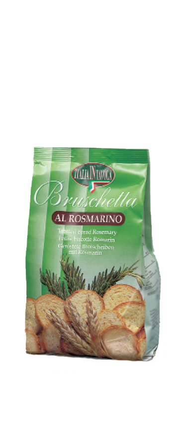 Italia in Tavola Rosemary Bruschetta 150g - Wine Central
