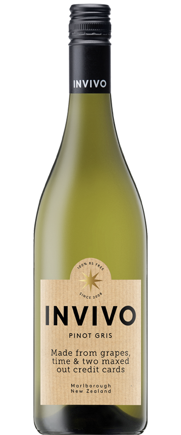 Invivo Pinot Gris 2019 - Wine Central