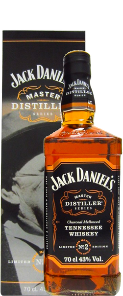 Jack Daniels Master Distillers No. 2 700ml