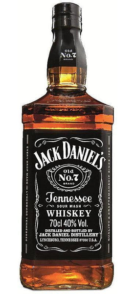 Jack Daniels Tennessee Whiskey (700ml)