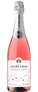 Jacob's Creek Sparkling Moscato Rosé - Wine Central