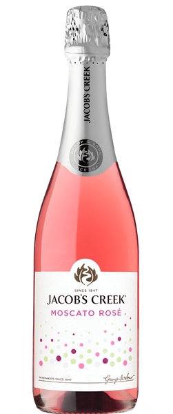 Jacob's Creek Sparkling Moscato Rosé