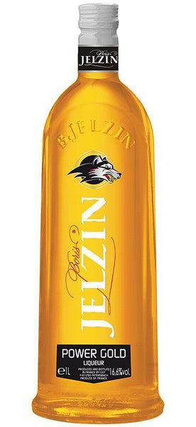 Jelzin Power Gold Liqueur (700ml)