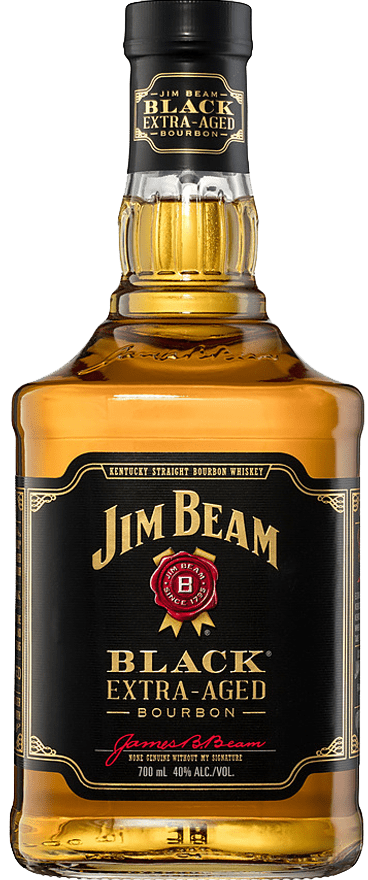 Jim Beam Black Extra Aged Bourbon 1L - Wine Central