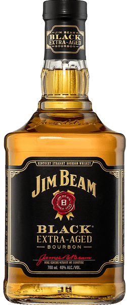 Jim Beam Black Extra Aged Bourbon 1L