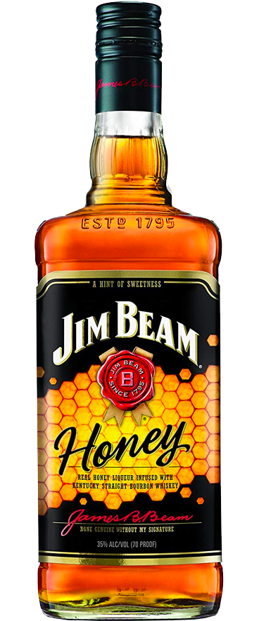Jim Beam Honey Bourbon 700ml