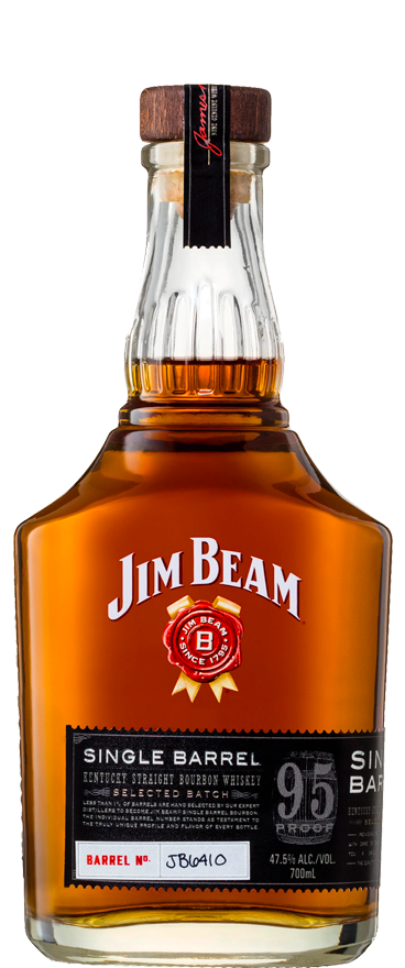 Jim Beam Single Barrel Bourbon 700ml - Wine Central