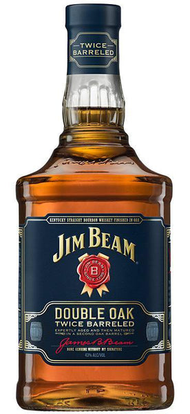 Jim Beam 'Double Oak' Bourbon (700ml) , Spirits - Jim Beam, Wine Central
