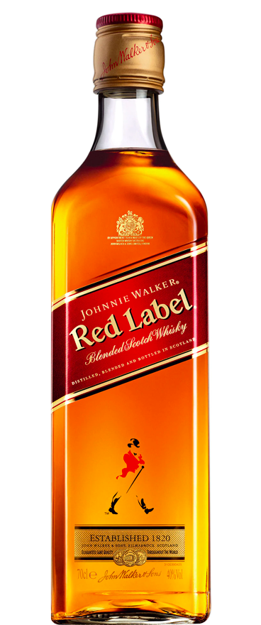 Johnnie Walker Red Label Whisky 700ml - Wine Central