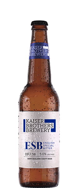 Kaiser Brothers Brewery English Special Bitter 500ml Bottle