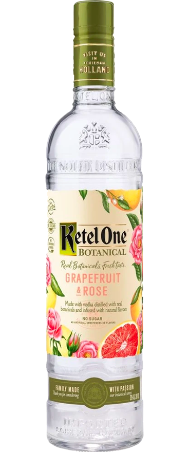 Ketel One Grapefruit and Rose Vodka 700ml - Wine Central