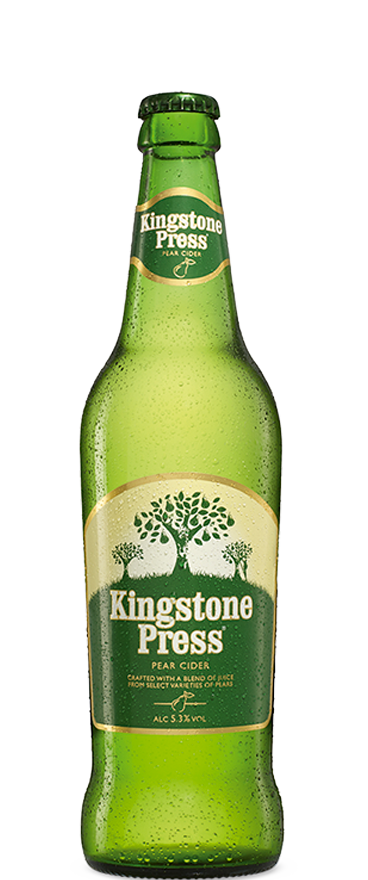 12 Bottles of Kingstone Press Pear Cider 500ml Bottle (12x 500ml Bottles)