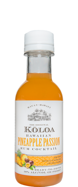 Kōloa Pineapple Passion Punch Cocktail 200ml