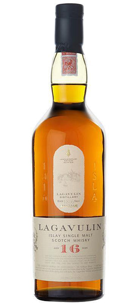 Lagavulin Distillery Islay Single Malt Scotch Whisky Aged 16 Years 43% Alc