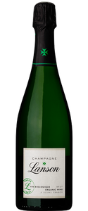 Lanson Green Label Organic Brut Cuvee Champagne NV - Wine Central