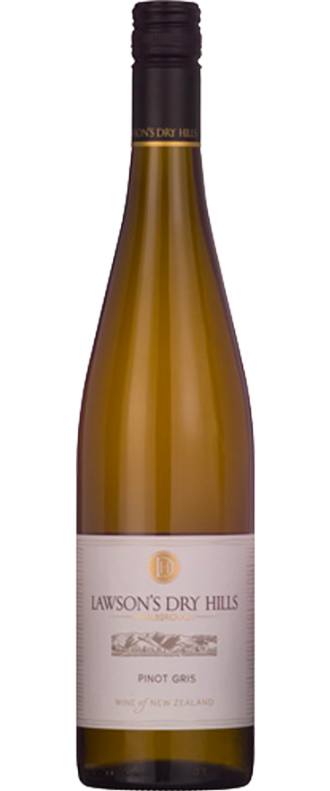 Lawson's Dry Hills Pinot Gris 2019