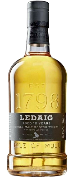 Ledaig 10 Year Old Scotch Whisky