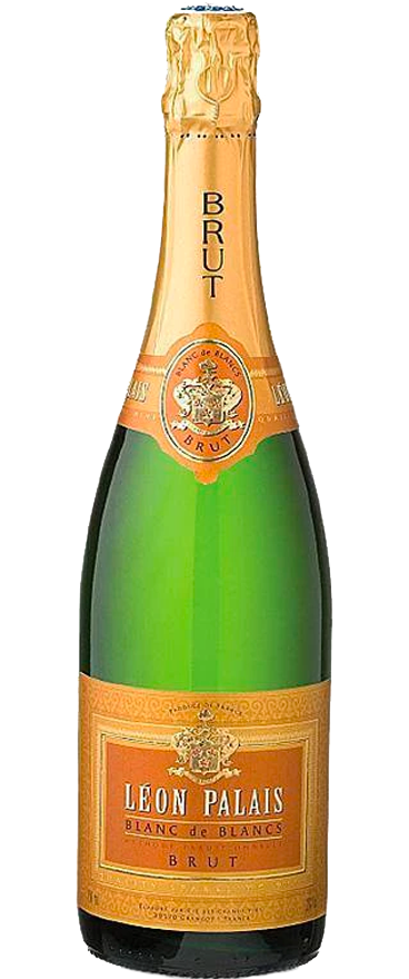 Leon Palais Brut Methode Traditionelle Blanc de Blancs NV