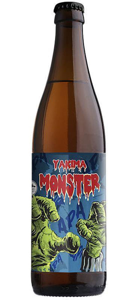 Liberty Brewing Co. Yakima Monster APA 500ml Bottle