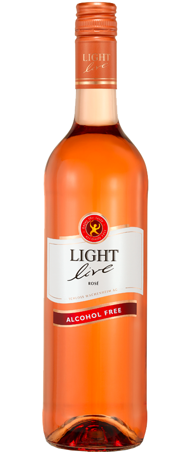Light Live Alcohol Free Rosé NV - Wine Central