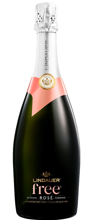 Lindauer Free Rosé Brut Alcohol Removed