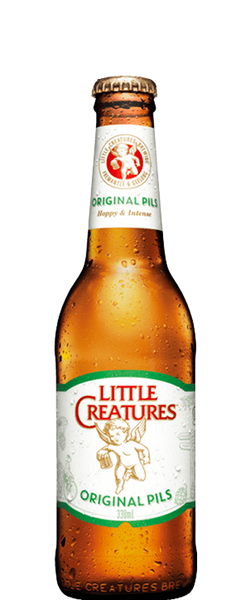 6 Bottles of Little Creatures Pilsner (6x 330ml Bottles)