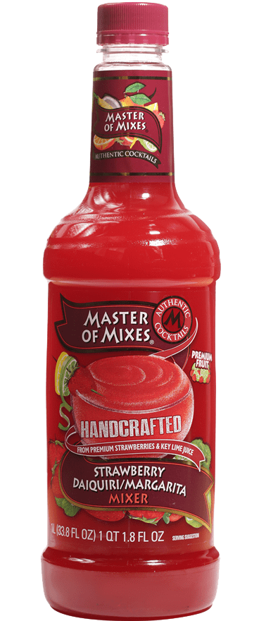 Master Of Mixes Strawberry Daiquiri Mix 1l Wine Central