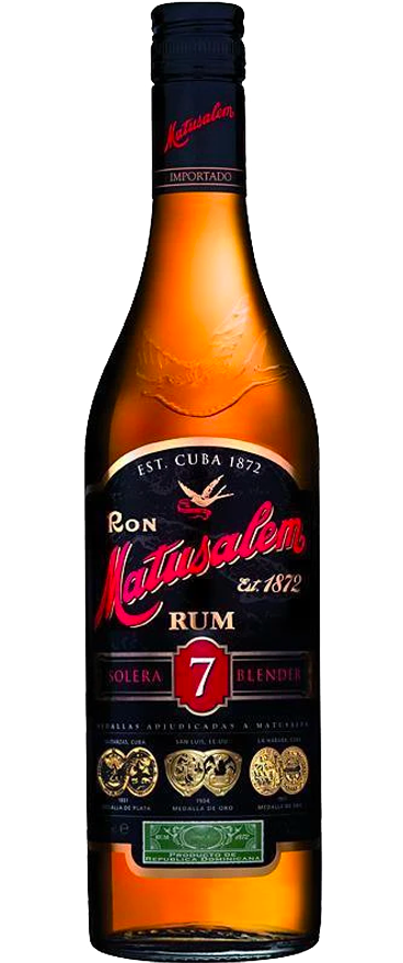 Matusalem Solera 7 Year Old Rum 700ml