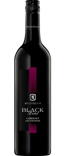 McGuigan Black Label Cabernet Sauvignon 2018