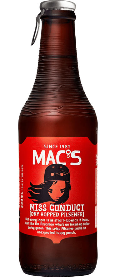 6 Bottles of Mac's Miss Conduct (6x 33 ml)