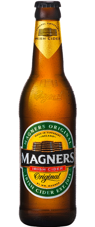 Magner's Irish Cider (4x 330ml Bottles)