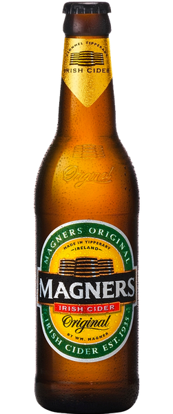 12 Bottles of Magner's Irish Cider (12x 330ml Bottles)