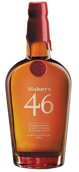 Maker's Mark 46 Bourbon (750ML)